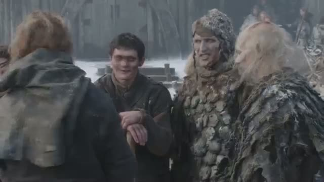 Game of Thrones Season 5: Episode #8 - The Massacre at Hardhome
