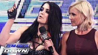 In the face of Twins Magic, Paige sets out to change things: WWE SmackDown, June 4, 2015