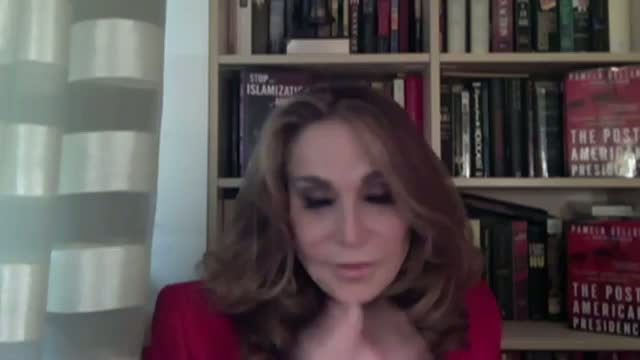 Geller: 'I will not submit to Sharia law'