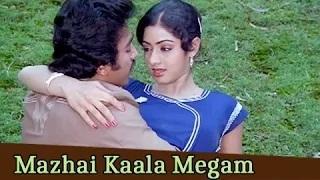 Mazhai Kaala Megam - Romantic Tamil Song - Kamal Haasan, Sridevi - Gangai Amaran Hits - Vazhve Maayam