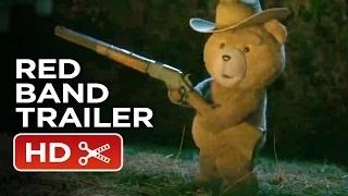 Ted 2 Official Red Band Trailer #2 (2015) - Seth MacFarlane Raunchy Comedy Sequel HD