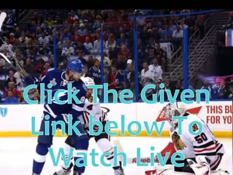 Stanley Cup Final 2015 Live Stream |Chicago Blackhawks vs Tampa Bay Lightning Live Stream | Game 3