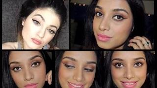 Kylie Jenner Inspired Spring Makeup Tutorial for Indian Skin Tone