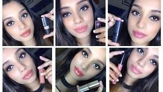 Best drugstore nude lipsticks for Indian/ brown skin tone