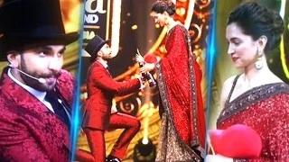 IIFA 2015: Ranveer PROPOSED Deepika On Stage?
