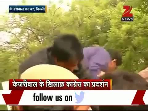 Jitender Singh Tomar arrest: Congress demands Kejriwal's resignation
