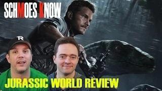 JURASSIC WORLD MOVIE REVIEW