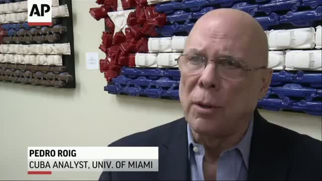 Costly Effort To Block Cubans From US