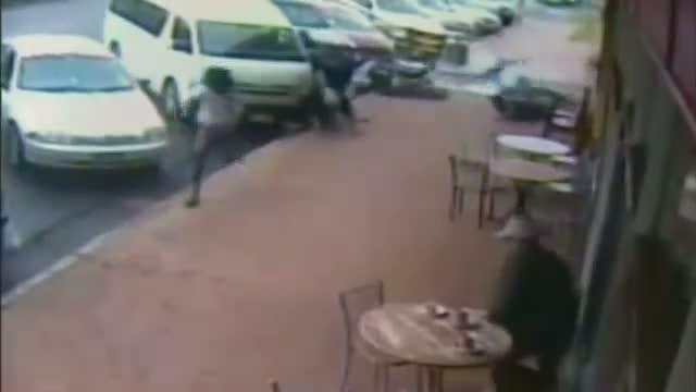 Video Captures Deadly Australia Explosion