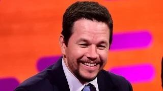 Mark Wahlberg preforms cut 57 movie names scene - The Graham Norton Show: Series 17 Episode 10