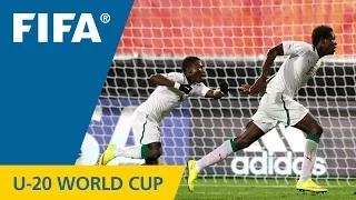 Ukraine v. Senegal - Match Highlights FIFA U-20 World Cup New Zealand 2015