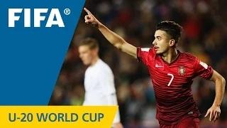 Portugal v. New Zealand - Match Highlights FIFA U-20 World Cup New Zealand 2015