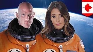 Space $ex! Po*nHub will crowdfund adult movie filmed in space