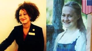 Black NAACP chapter president outed as white: Rachel Dolezal done in by hate mail claims