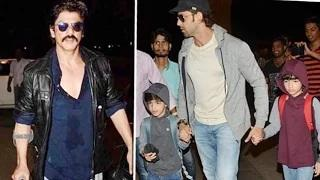 Hrithik Clueless Of Introducing SRK To His Sons