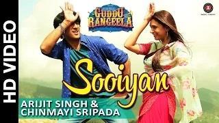 Sooiyan Song - Guddu Rangeela (2015) | Aditi Rao Hydari and Amit Sadh | Arijit Singh & Chinmayi Sripada