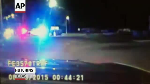 Dallas Officer Attempts to Stop Gunman