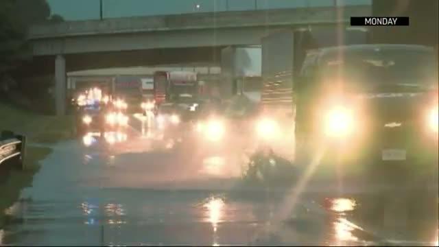 Heavy rains trigger flooding in NE Ohio