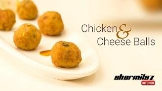 Chicken Cheese Balls - Part Of Father's Day Collaboration