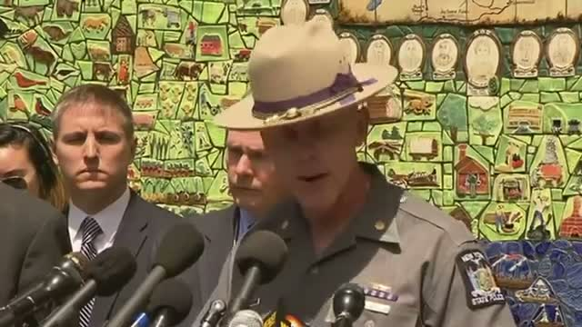 Search Area For Escaped Murderers Expands In NY