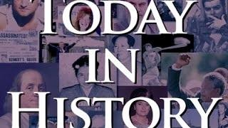 Today in History for June 18th Video