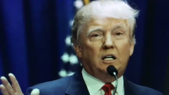 Donald Trump Announces He Is Running For President Of USA