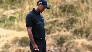 Tiger Woods Shoots Career Worst U.S. Open Score