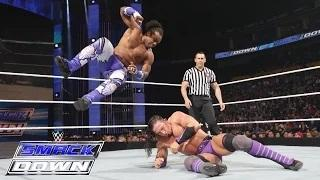 Neville vs. Xavier Woods: WWE SmackDown, June 18, 2015