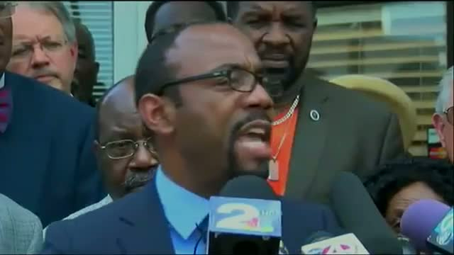 NAACP Leader: Church Shooting Was a Hate Crime