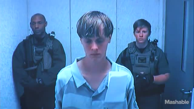Relatives of Charleston shooting victims forgive suspect in raw statements at court