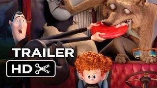 Hotel Transylvania 2 Official Trailer #1 (2015) - Animated Sequel HD