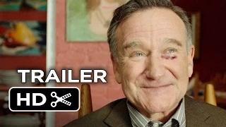 Boulevard Official Trailer #1 (2015) - Robin Williams Movie HD