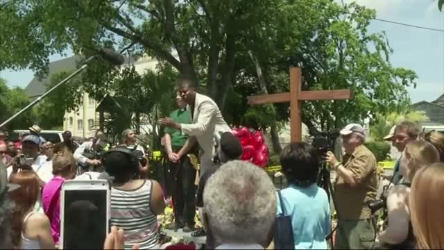 Visiting Pastor: 'We Need God's Help'