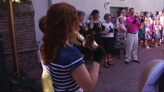 Bells Toll in Honor of Slain Church Members