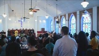 Austin churches honor Charleston shooting victims, some add security