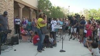 Albuquerque prayer vigil honors Charleston church shooting victims