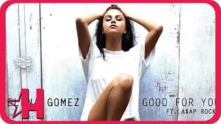 Selena Gomez Releases 'Good For You' & Teases Music Video