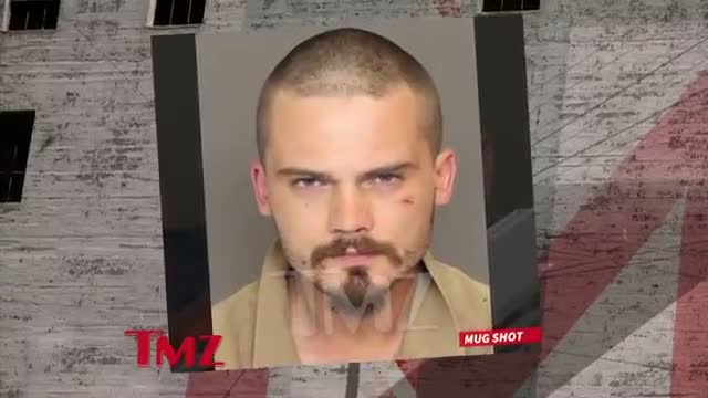 'Star Wars' Anakin Skywalker Star Jake Lloyd - Arrested After Crazy Car Chase