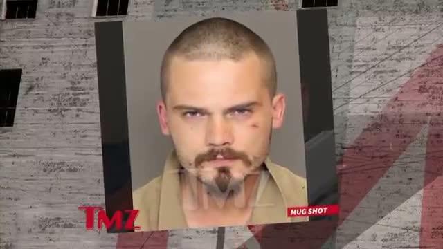 'Star Wars' Anakin Skywalker Star Jake Lloyd - Arrested After Crazy Car Chase