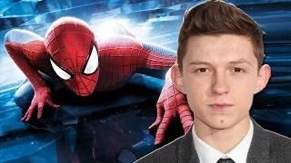 Tom Holland Officially Cast As Spider Man