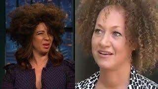 Maya Rudolph Does Bizarre Impersonation of Rachel Dolezal