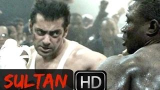 SULTAN First Look Teaser Releases - Salman Khan As Sultan