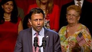 Louisiana Gov. Bobby Jindal Announces 2016 Presidential Candidacy