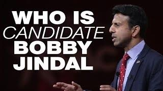 Who is presidential candidate Bobby Jindal?