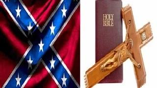 CoonTalk101 - Blacks Should Boycott The Christian Bible Before The Confederate Flag!