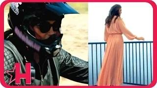 'I Am Cait' New Teaser - Caitlyn Jenner Riding Motorcycle & Rocking Peach Dress