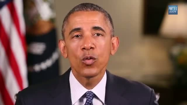 President Barack Obama Shares A Message In Honor Of Gay Marriage Ruling