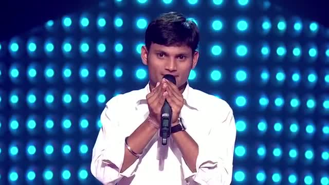 The Voice India - Nalini Krishnan Performance in Blind