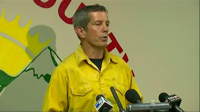 Wash. Fire Chief: Wenatchee Blaze a 'Firestorm'
