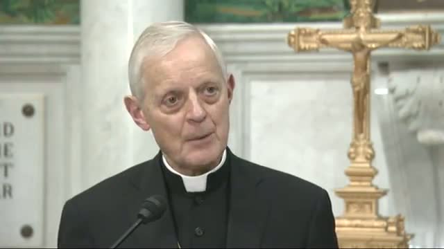 DC Archbishop reflects on pope's Sept. visit